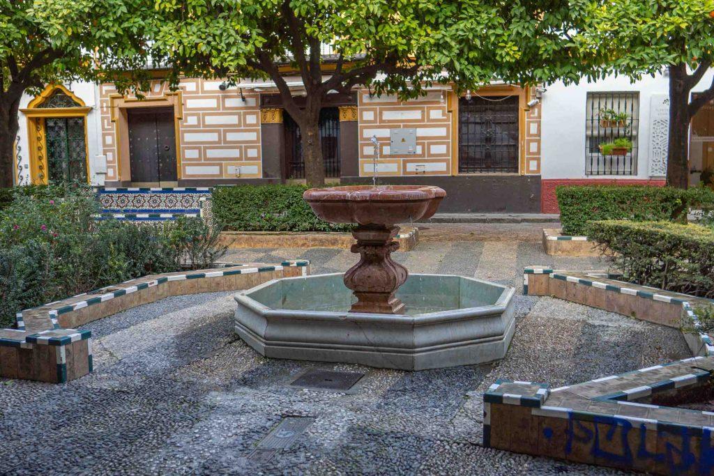 Plaza de Doña Elvira Sevilla