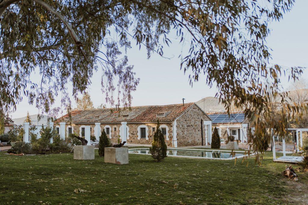 Bodas en balneario Aguas de Villaharta, Córdoba