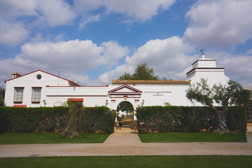 Entrada Hacienda Ntra. Sra. de Guadalupe