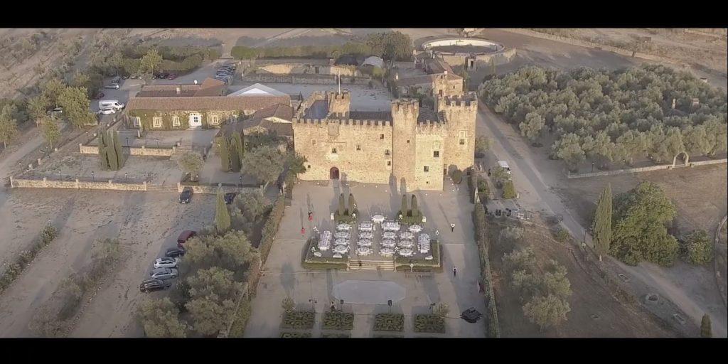 Castillo de la Arguijuela en Cáceres (Extremadura) - Castillo de las Arguijuelas de Abajo